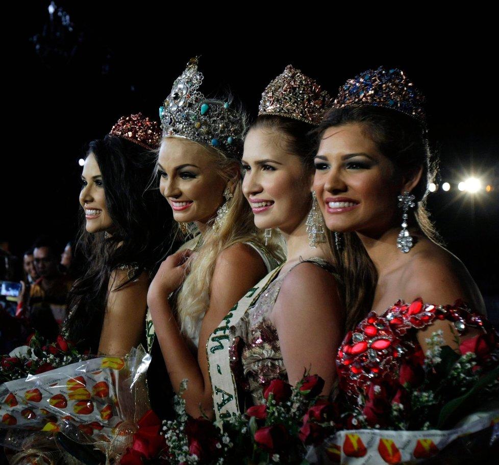 Tereza Fajksova- Miss Earth 2012 Official Thread (Czech Republic) 1470764_