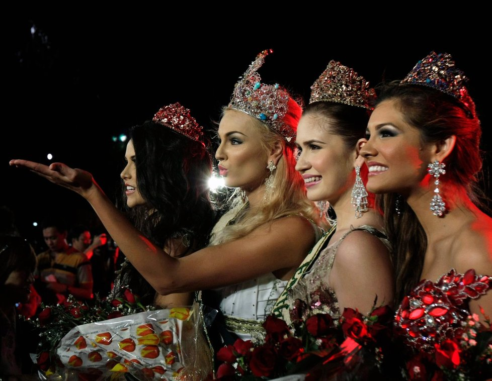 Tereza Fajksova- Miss Earth 2012 Official Thread (Czech Republic) 1470769_
