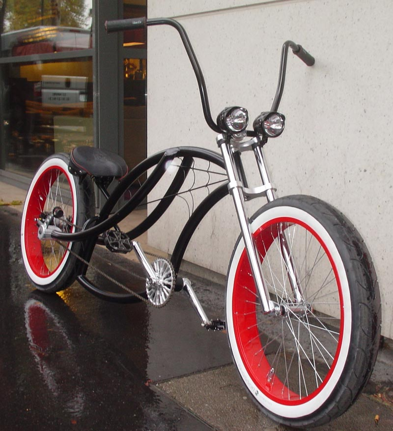 Custom vélo 1264186283