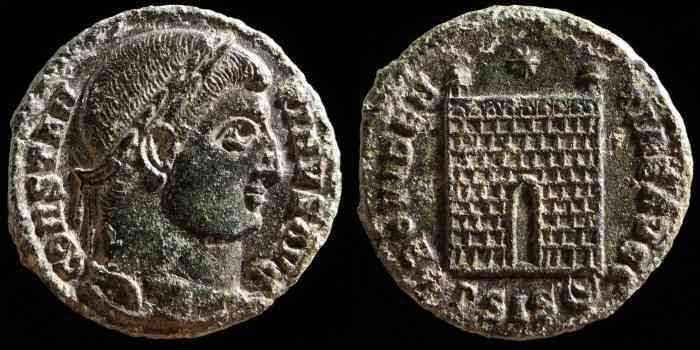 éRIC de retour au IV et Vème - Page 4 Constantin-PorteSiscia