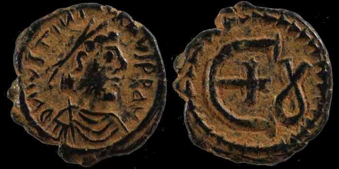 Byzantivm - l'histoire de l'empire byzantin et ses monnaies  - Page 16 Bc0243