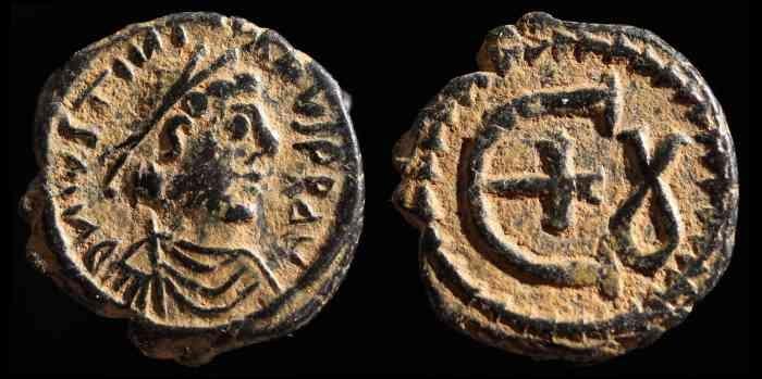 Byzantivm - l'histoire de l'empire byzantin et ses monnaies  - Page 16 Bc0243b