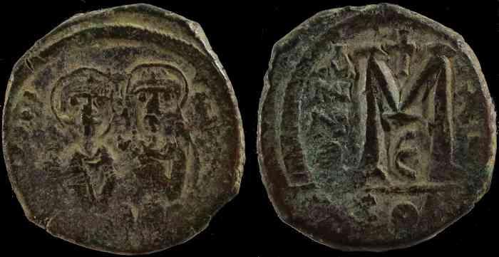 Byzantivm - l'histoire de l'empire byzantin et ses monnaies  - Page 16 Bc0360-3