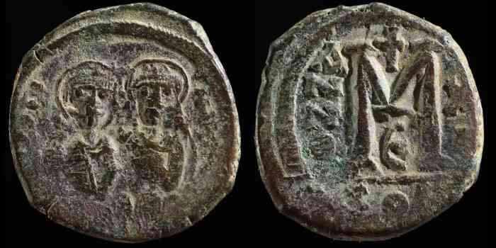 Byzantivm - l'histoire de l'empire byzantin et ses monnaies  - Page 16 Bc0360-3b