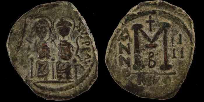 Byzantivm - l'histoire de l'empire byzantin et ses monnaies  - Page 16 Bc0369-3