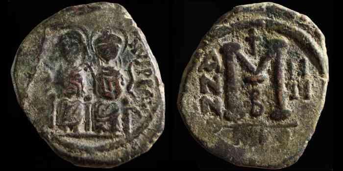 Byzantivm - l'histoire de l'empire byzantin et ses monnaies  - Page 16 Bc0369-3b