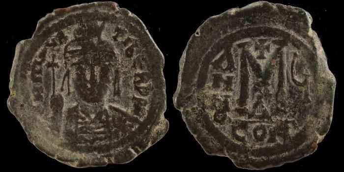 Byzantivm - l'histoire de l'empire byzantin et ses monnaies  - Page 16 Bc0494-3