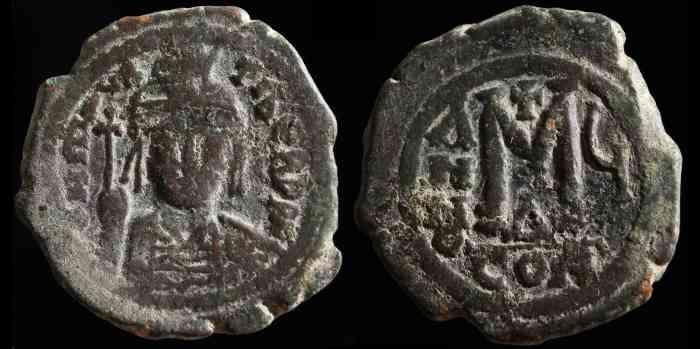 Byzantivm - l'histoire de l'empire byzantin et ses monnaies  - Page 16 Bc0494-3b