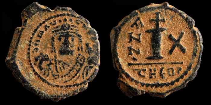 Byzantivm - l'histoire de l'empire byzantin et ses monnaies  - Page 14 Bc0537-2
