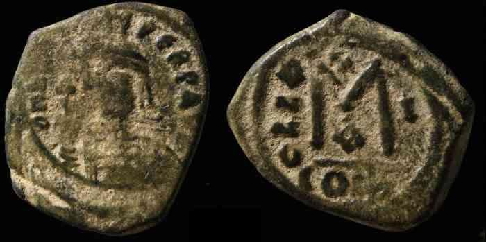 byzantivm - mon VIIe siècle - Héraclius, Constans II, ...  Bc0804