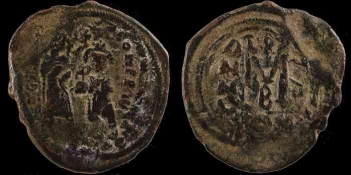 Byzantivm - l'histoire de l'empire byzantin et ses monnaies  - Page 16 Bc0805-5