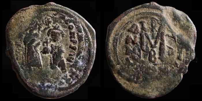 Byzantivm - l'histoire de l'empire byzantin et ses monnaies  - Page 16 Bc0805-5b