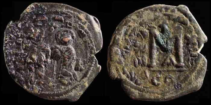 Byzantivm - l'histoire de l'empire byzantin et ses monnaies  - Page 16 Bc0810b