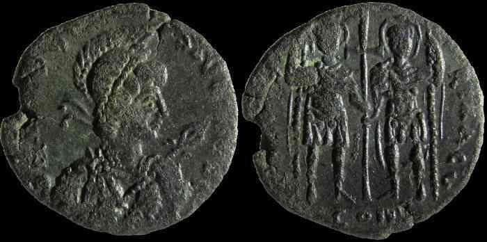 Byzantivm - l'histoire de l'empire byzantin et ses monnaies  - Page 13 RicthdII460