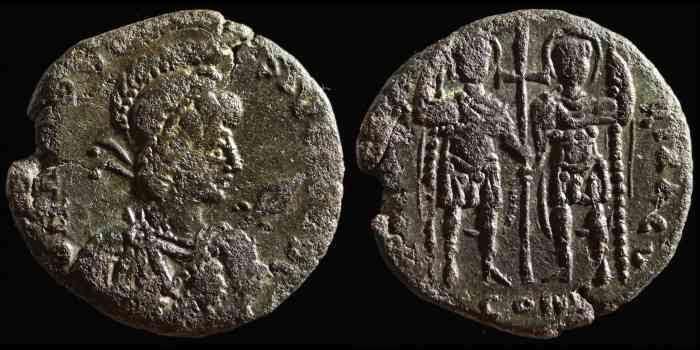 Byzantivm - l'histoire de l'empire byzantin et ses monnaies  - Page 13 RicthdII460b