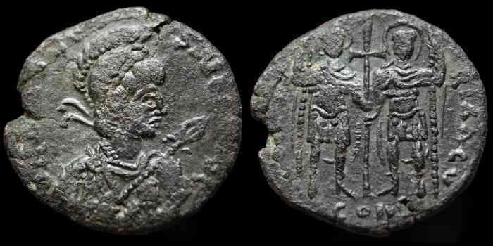 Byzantivm - l'histoire de l'empire byzantin et ses monnaies  - Page 13 RicthdII460c