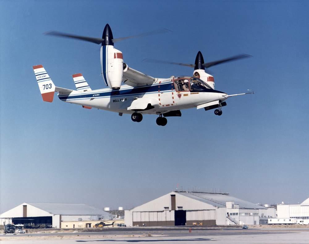 CAPITAL: 10 engins volants qui ont marqué l'histoire Bell-xv-15-un-avion-helicoptere