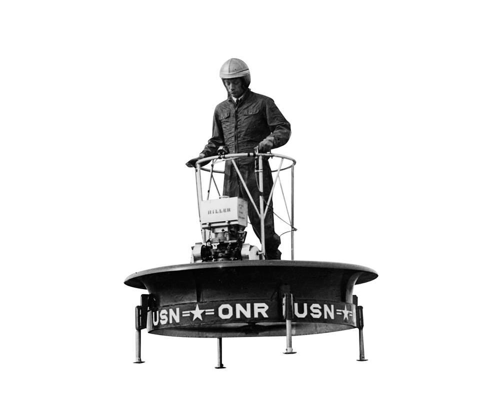 CAPITAL: 10 engins volants qui ont marqué l'histoire Hiller-vz-1-pawnee-un-helico-minimaliste