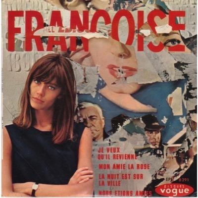 20 avril 2013 - Retrouver 16 titres de Françoise Hardy 115520185