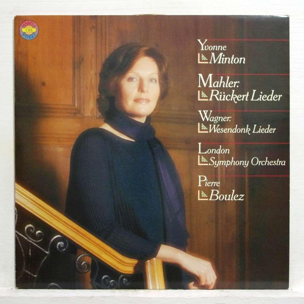 Pierre Boulez - varias orquestas (1994-2010) DGG 115887827