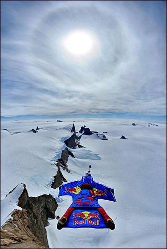 Прыжок с Ульветанны Антарктика 73048_b1291908752278166301