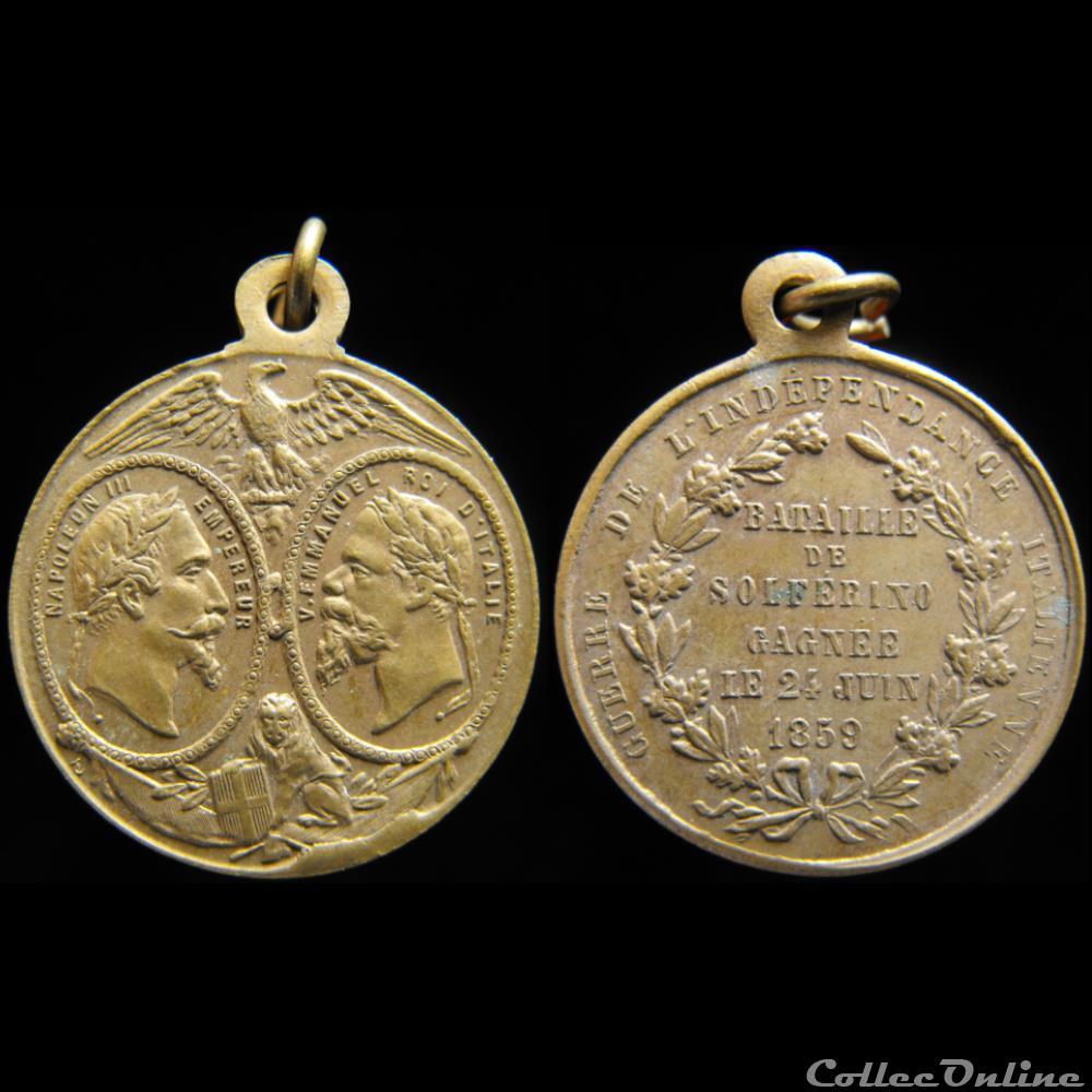 Médaille 2e guerre d'indépendance d'Italie 0d95c36a22224c1bad8c920727d70296