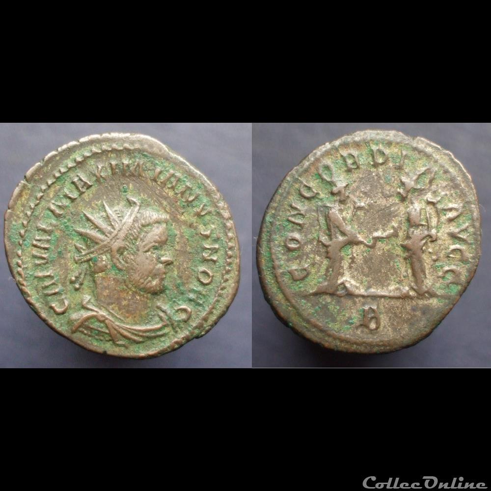 Aureliani de Lyon de Dioclétien et de ses corégents - Page 10 564d827db966416b8755dce2f8ceb817