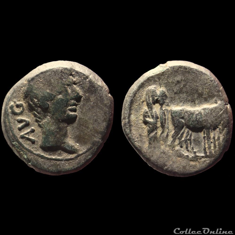 La scène de fondation d'une cité dans le monnayage romain 482576bcc4c9475d8d8aa231ce6b07b5