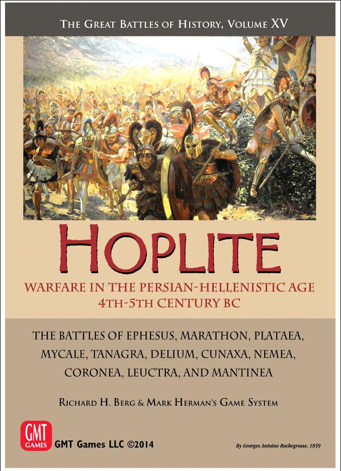 Hoplites (GMT Games) Gmt1403