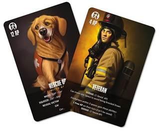 Flash Point Fire Rescue: Veteran & Rescue Dog Ibcfpa1