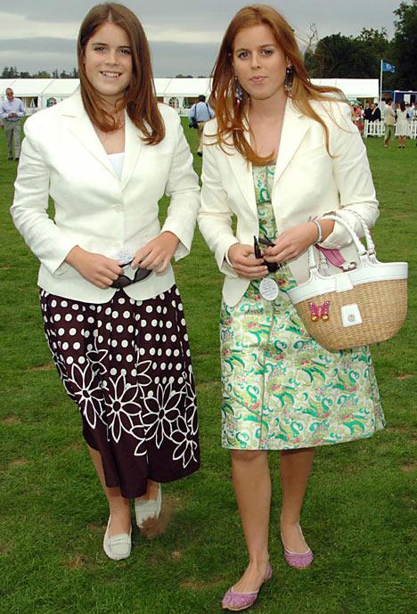Princesa Margarita de Gran Bretaña e irlanda del Norte BeatriceWMG0809_468x689
