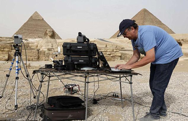 Великая Пирамида оказалась не так проста, как думали. 1026203
