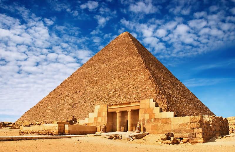 Великая Пирамида оказалась не так проста, как думали. Egypt0340201