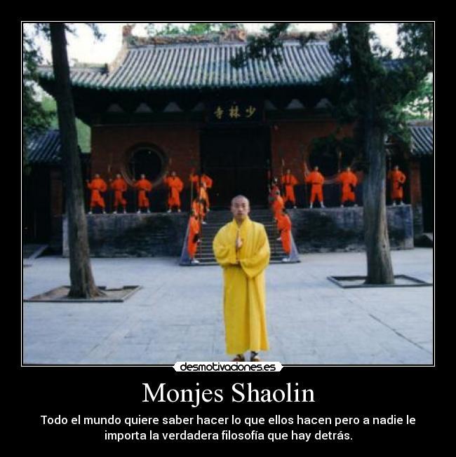 LAERCIO FONSECA - Anécdota con un monje Shaolín TheShaolinTemple