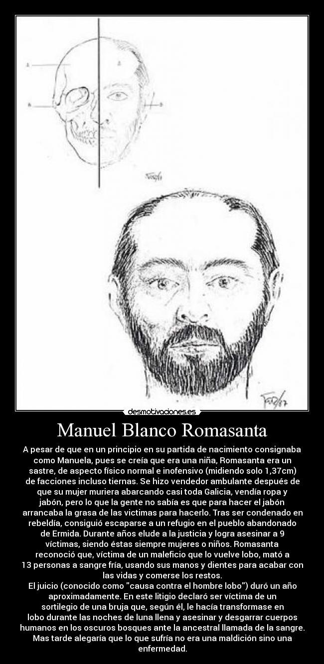 Romasanta:El hombre lobo de Allariz. 300pxManuel_Blanco_Romasanta