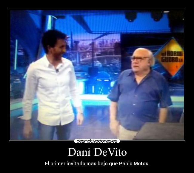¿Cuánto mide Danny Devito? - Altura - Real height Foto3010