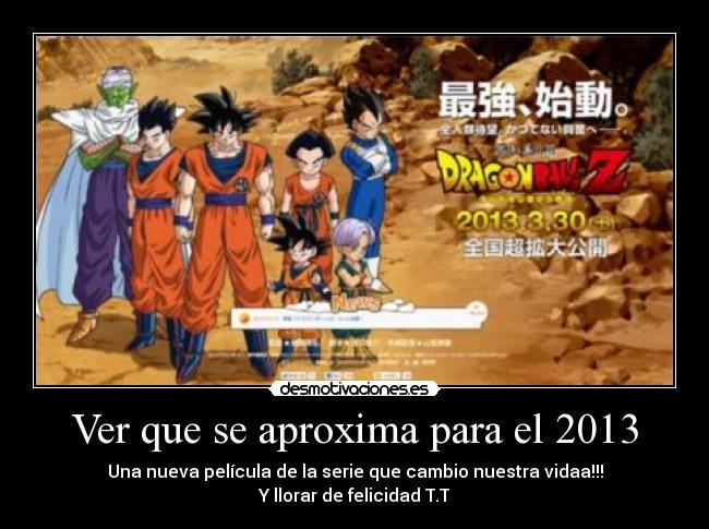 Detalles sobre la nueva película de Dragon Ball Z 6dragonball