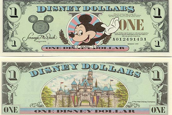 Disney ditches its iconic dollar 338424_26768683