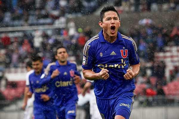 Aumentan las opciones para que la U sea Chile 2 en la próxima Copa Libertadores (Emol) Lau_11205-L0x0