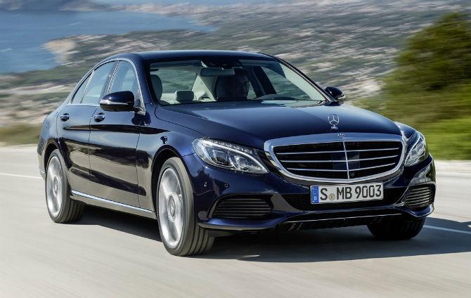 (W205): Flagras e fotos  - Página 12 Mercedes-C-Class-1