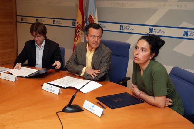 """Asociación ecologista subvencionada expande engaños sobre la calidad de las aguas fluviales en Galicia. Adega y el """"Proyecto ríos"""". Fotonoticia_20110322141100_640"""