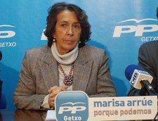 Retiran la escolta a una concejala del PP tras salir de prisión el radical que le amenazó Fotonoticia_20110406175601_225