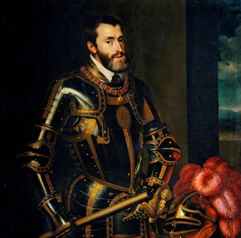 Carlos I. Rey de España y Carlos V. Emperador de Alemania (1500-1558) Fotonoticia_20141124193540_800