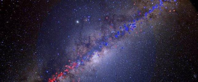 Materia oscura: Investigaciones e hipótesis. Fotonoticia_20150209171138_644