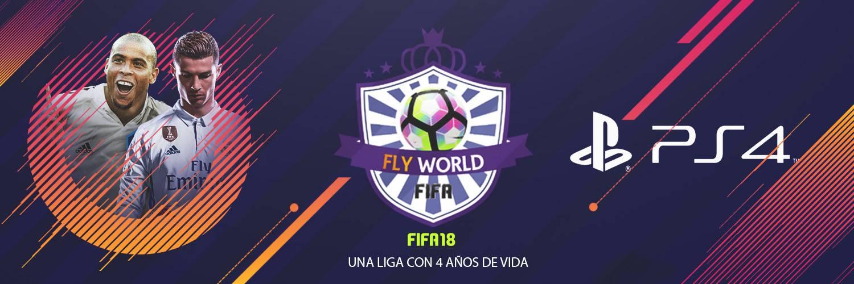 Liga fifa 18 para Ps4   Flyworldfifa