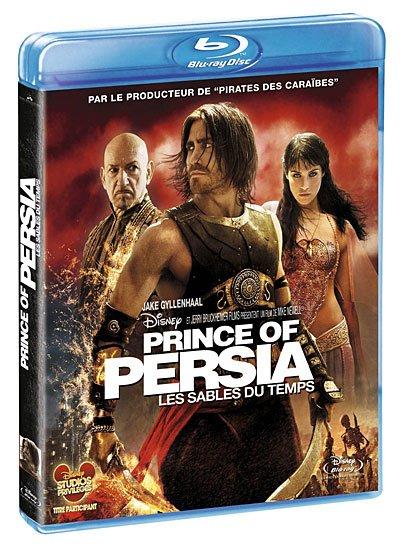 Prince of Persia : DVD, Blu Ray 4c45a8206c101