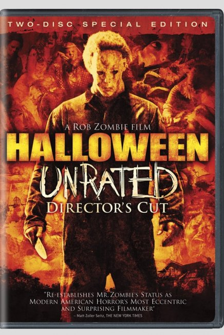 Rob Zombie's Halloween : Unrated Z1 471f601a0f4f2