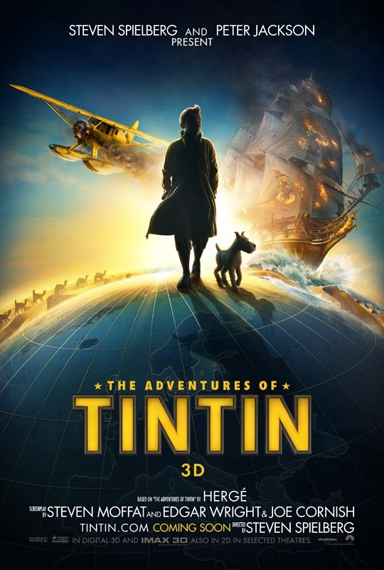 Tintin : Le Secret de la Licorne [DVDRip][DF][GU][UTB] 4dd15099bb90b