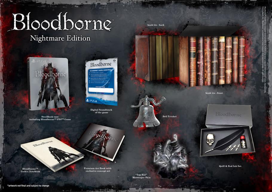 Yesterday I Bought II: Many Things BloodBorneNightmareEdition