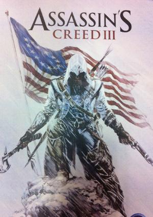 The Official Assassin's Creed Thread Medium